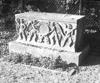 Esmer familiens gravsted
